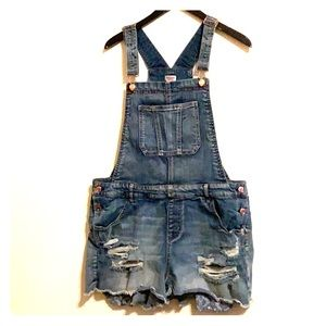 Mossimo Overall shorts